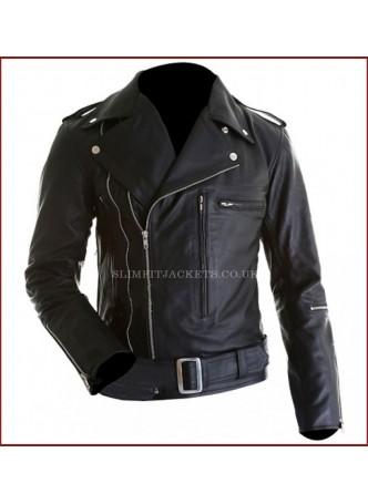 Arnold schwarzenegger terminator 2 motorcycle jacket