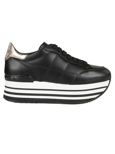 Hogan maxi sneakers platform sneakers shoes
