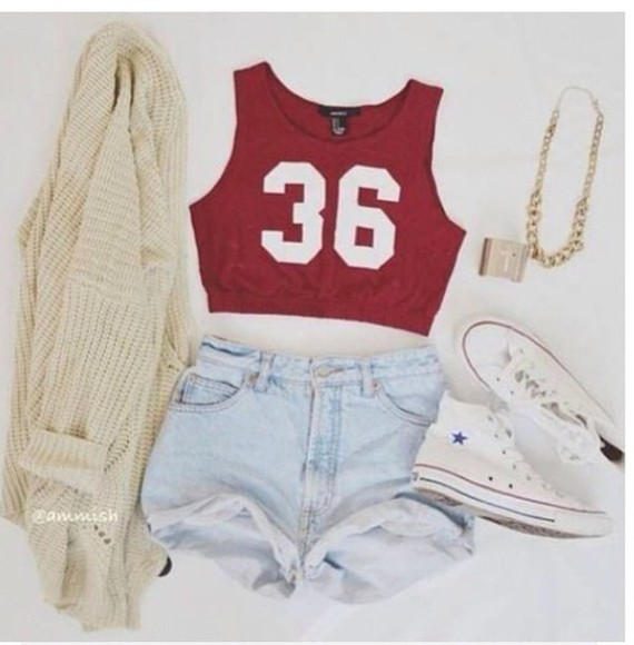 short top numbers cool shorts High waisted shorts celebrity ootd tumblr shirt cardigan
