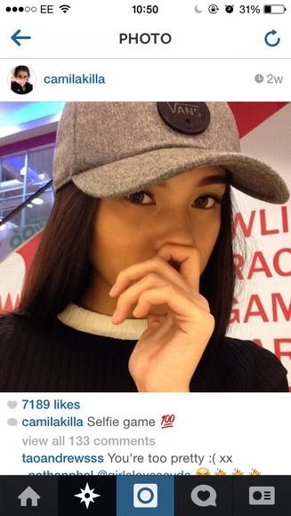 vans cap hat accessories fashion blogger instagram instagramfashion