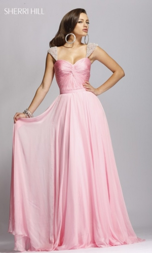 Serendipity Prom -Sherri Hill 38411 - Sherri Hill - sherrihillpinknewpageant