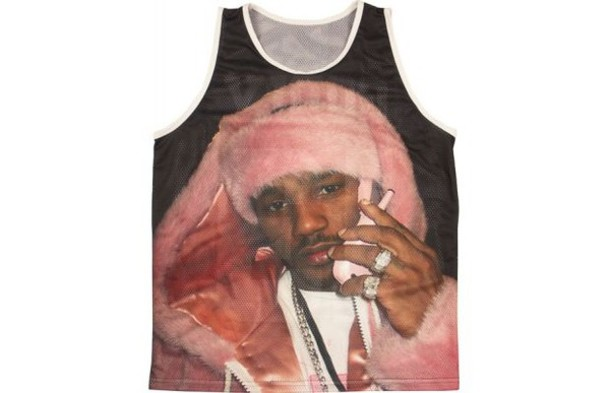 shirt cam'ron killa cam camron 90s style pink jersey dope