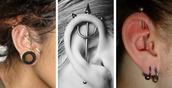 jewels,earrings,industrial,trident,silver,ear piercings,jeans,piercing,jewerly,industrialpiercing,devil,jewelry