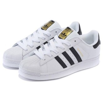 shoes adidas white trendy fashion style cool summer sporty sportswear boogzel adidas superstars sneakers