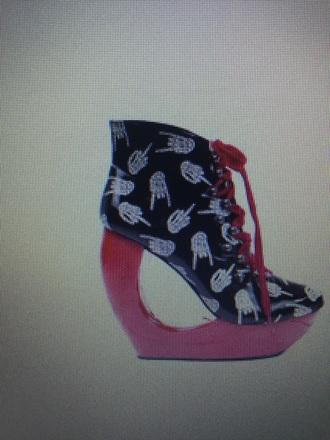 shoes iron fist goth dolls kill attitude clothing amazing