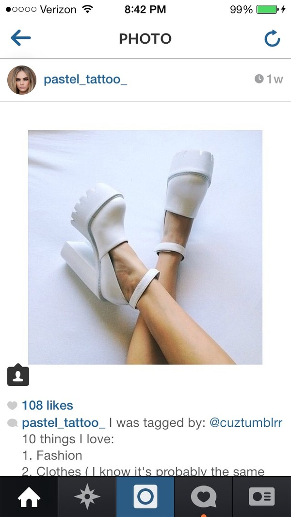 shoes platform shoes american apparel hispter indie
