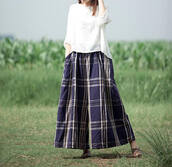 pants,large size pants,women pants,checkered trousers