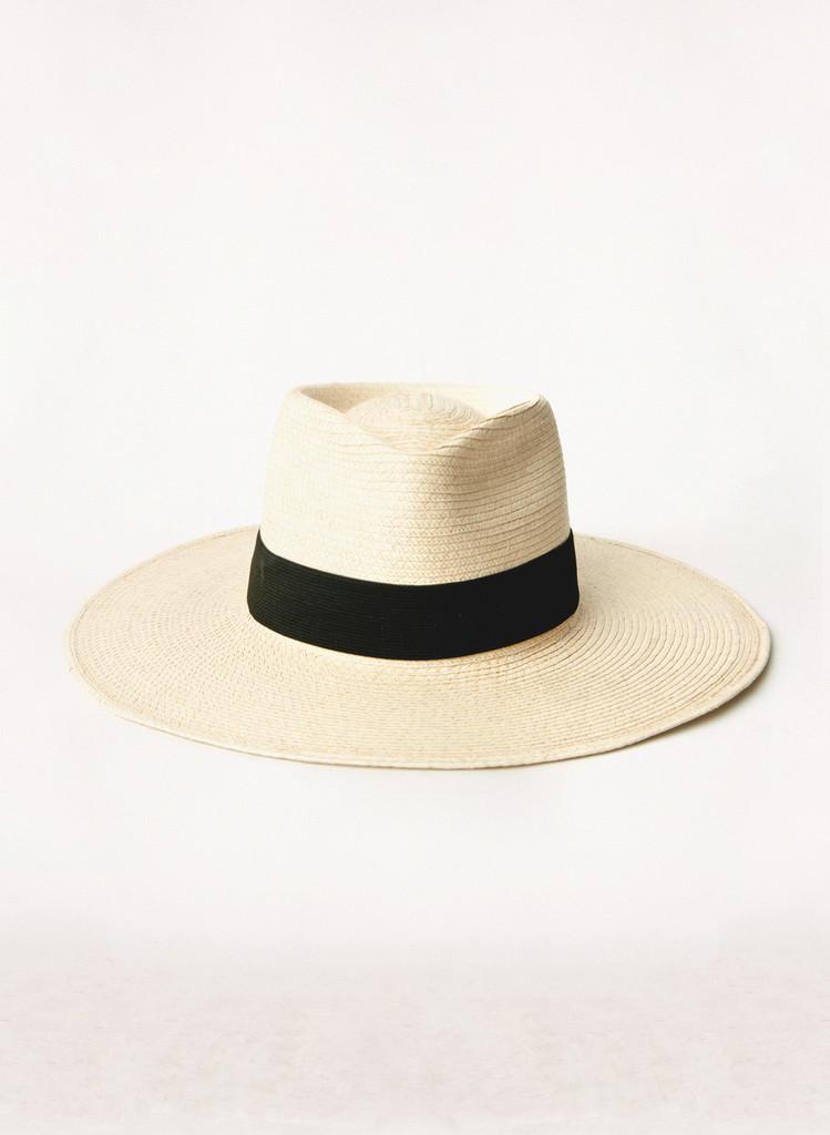 casa blanca palm hat
