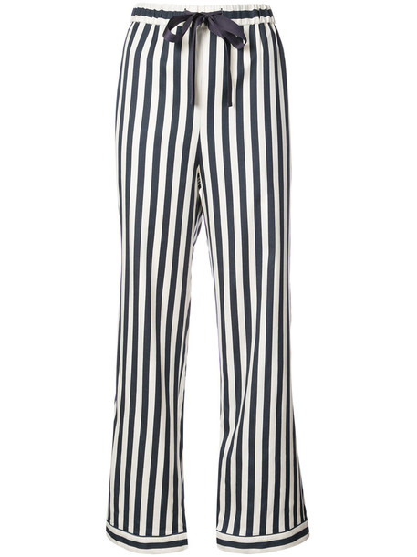 MORGAN LANE women blue pants