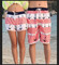 Cute anchor swimwear for girls and boys