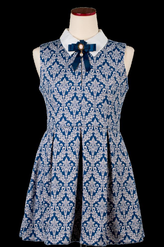Crystalie   Delicate Details Dress