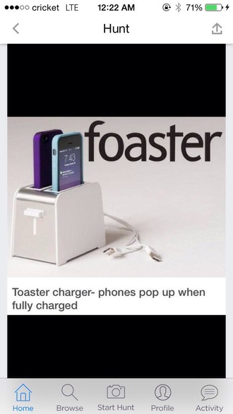 home accessory charger