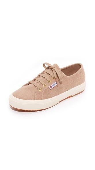 sneakers wool beige cream shoes