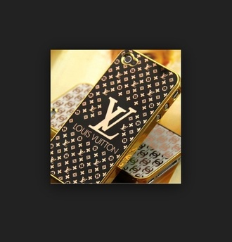 jewels chanel louis vuitton iphone case white gold black style cute ipadiphonecase.com
