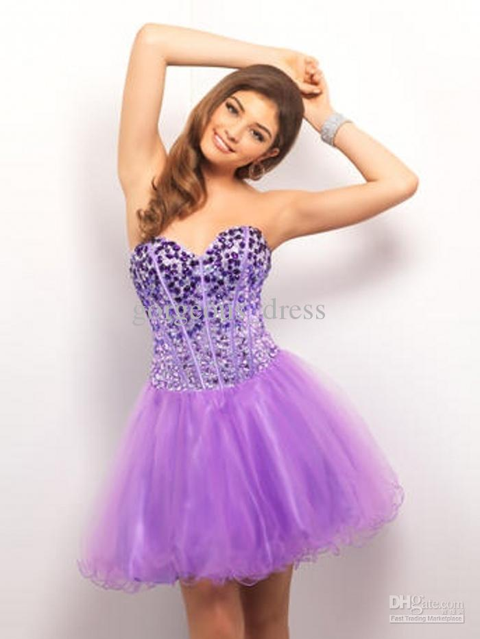 Similiar Sexy Short Purple Prom Dresses Keywords