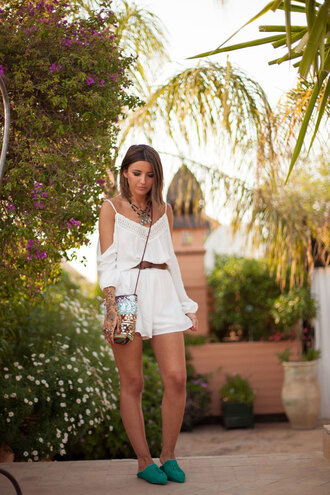 lovely pepa blogger jumpsuit bag jewels