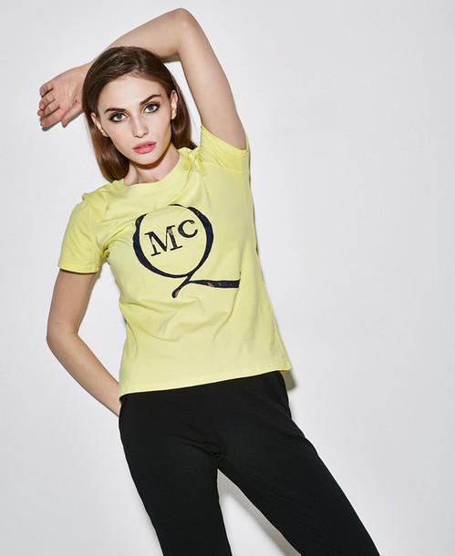 t-shirt mcqueen tee mcq