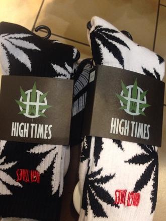 socks hanf maijuana weed huf tumblr grunge