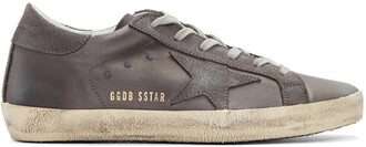 sneakers satin grey shoes