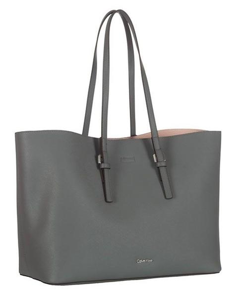 Calvin Klein Jeans bag tote bag metal gun black