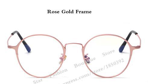 Aliexpress.com : Buy Quality Fashion Eye Frame Retro Frame Glasses ...