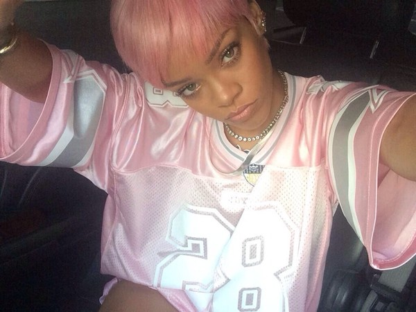 shirt rihanna top rihanna pink jersey pink jersey