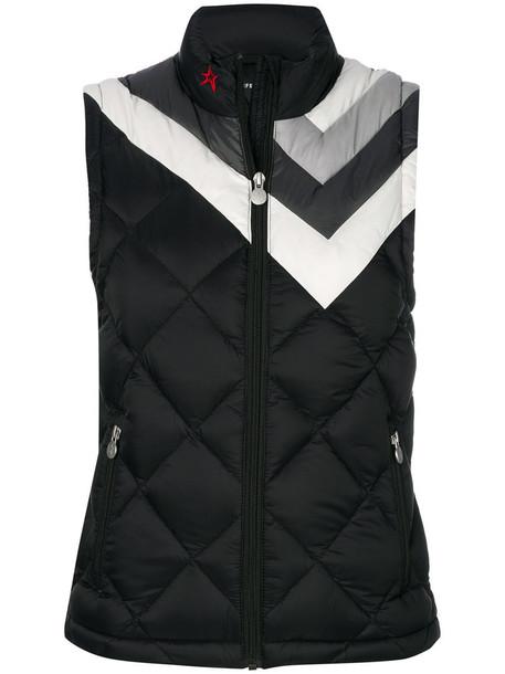 Perfect Moment vest women black jacket
