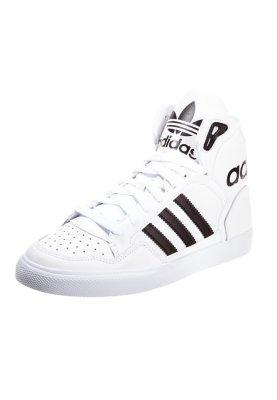 adidas sneakers dames hoog zwart