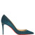 Anjalina 85mm suede pumps