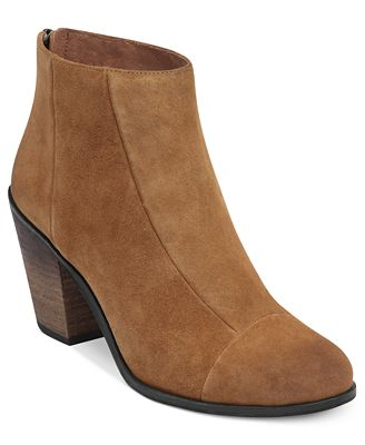 Vince Camuto Grayson Casual Booties - Shoes - Macy's