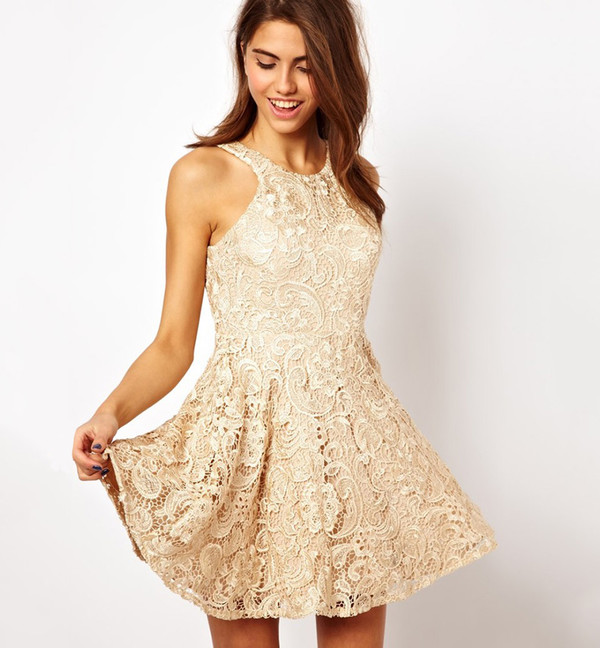 skater dress elegant pretty streetstyle amazing dreamy dress stylemoi
