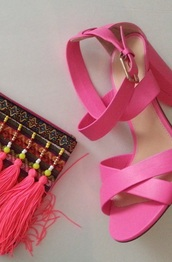 shoes,pink strappy,pink,strappy heels,jcrew inspired