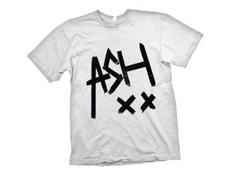 Ash Drum Logo Shirt