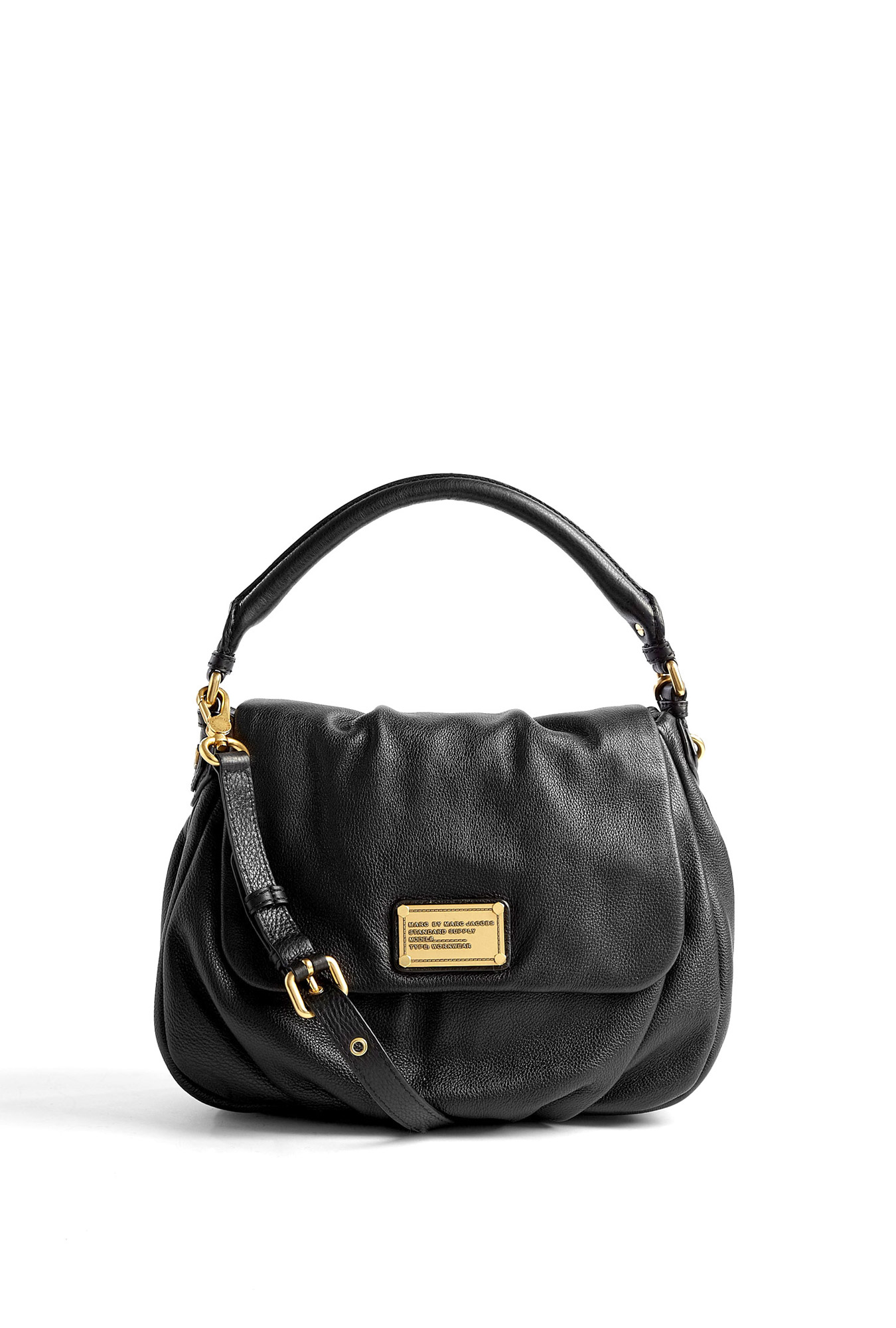 d85b4cae96 Marc by Marc Jacobs | Black Classic Q Lil Ukita Bag by Marc By Marc Jacobs