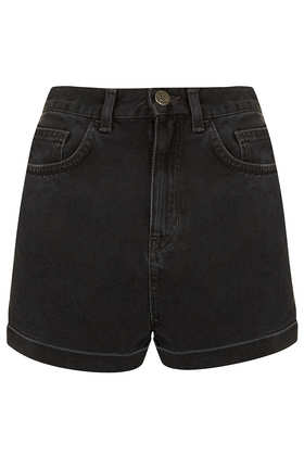 MOTO Black  Shorts - Shorts  - Clothing  - Topshop USA