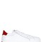 10mm tennis club leather sneakers