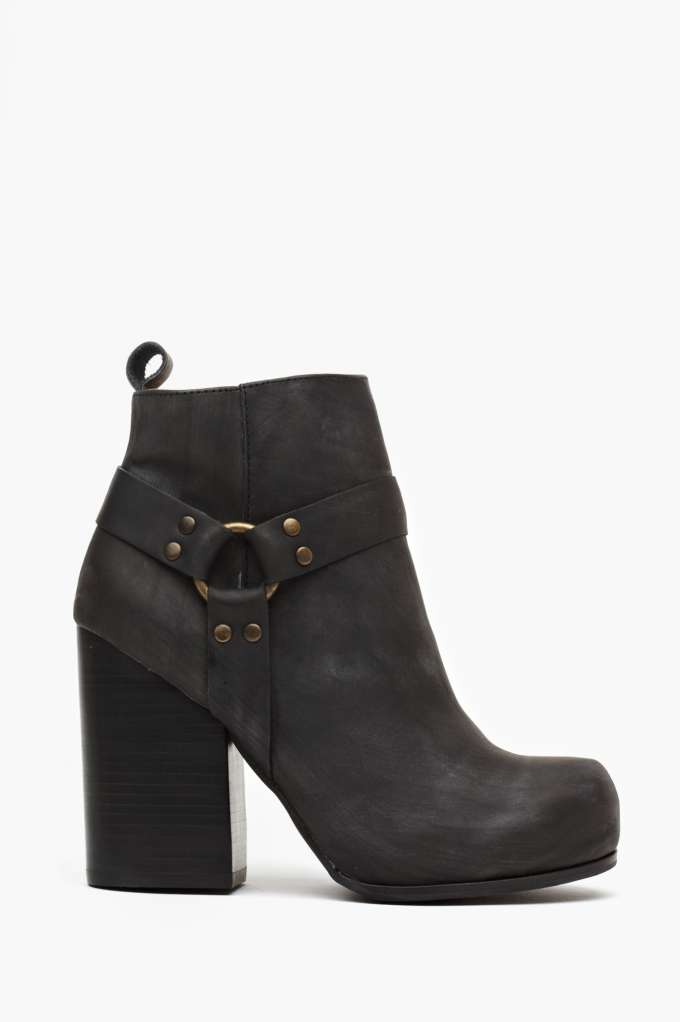 Jeffrey Campbell Rum Moto Boot in  Shoes at Nasty Gal