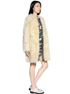 FUR & SHEARLING - MARNI -  LUISAVIAROMA.COM - WOMEN'S CLOTHING - FALL WINTER 2014