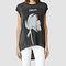 Allsaints: women's t-shirts & vests - exclusive allsaints style