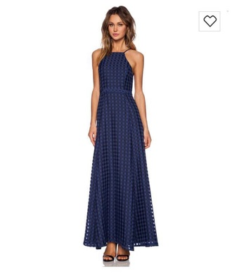 dress blue dress navy dress maxi dress open back dresses square neckline