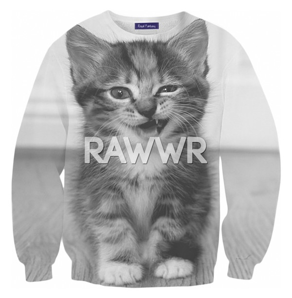 blouse cat ears cats clothes swag rawr raww cats
