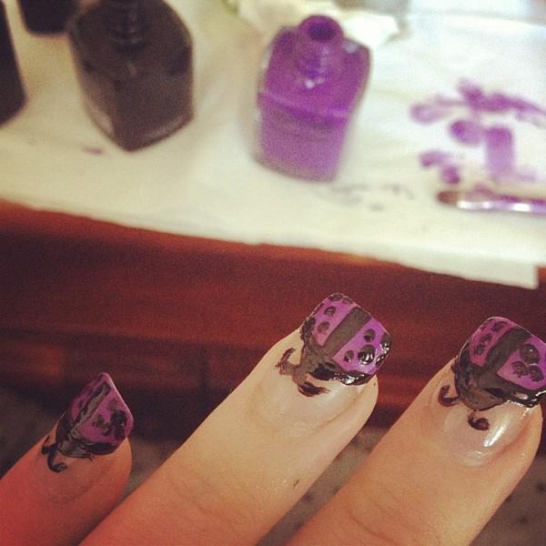 nail polish bys