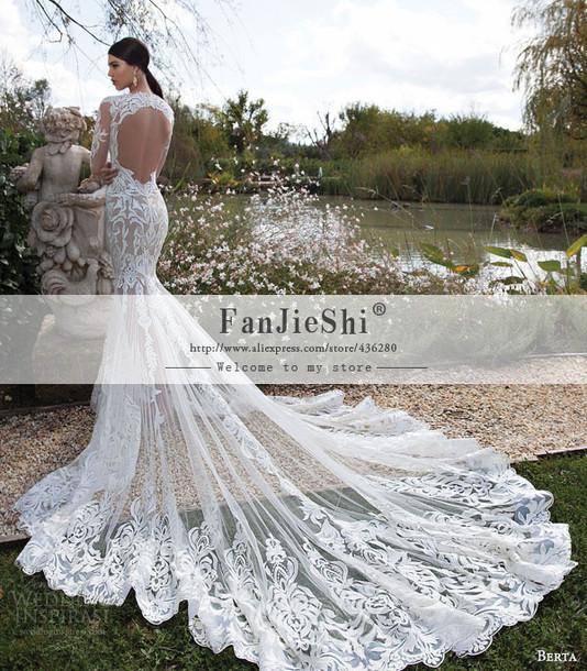 dress open back dresses backless dress wedding dress