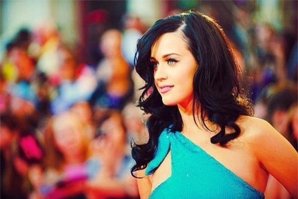 dress katy perry blue