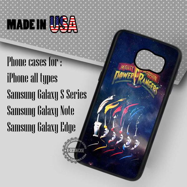 Samsung S7 Case - Power Rangers- iPhone Case #SamsungS7Case #movie #yn
