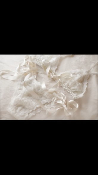 lace cute underwear white underwear lace underwear bows