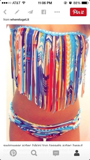 swimwear tribal swimwear