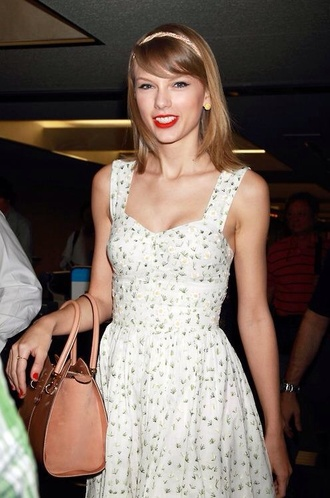 dress taylor swift swifty swift daisy daisy dress daisy print