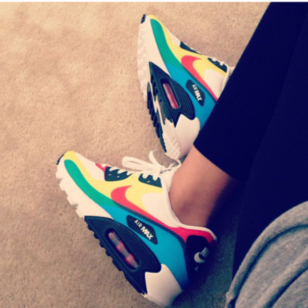 nike air max colors