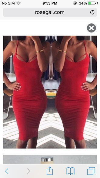 dress sexy body cute girly girl girly wishlist style fashion sexy dress sexy party dresses spaghetti strap spagetti straps red dress red bodycon dress bodycon sleeveless sleeveless dress sleebeless sleebell sleeves summer dress summer outfits summer summer holidays summer beauty cute dress